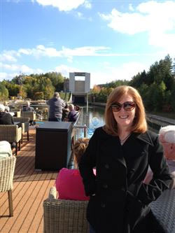 Shari Marsh River Cruise Expert