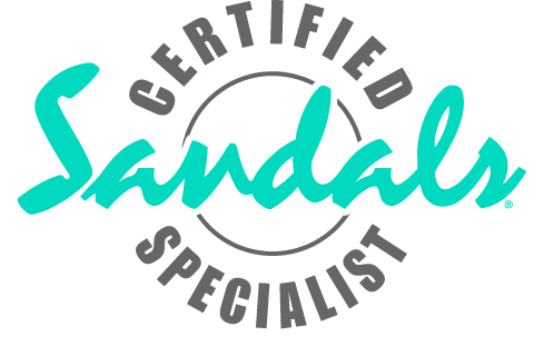 Sandals Certified Specialist