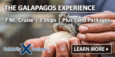 Celebrity Galapagos